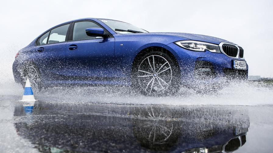 BMW Серия 3: Среща на върха на G20 (тест драйв)