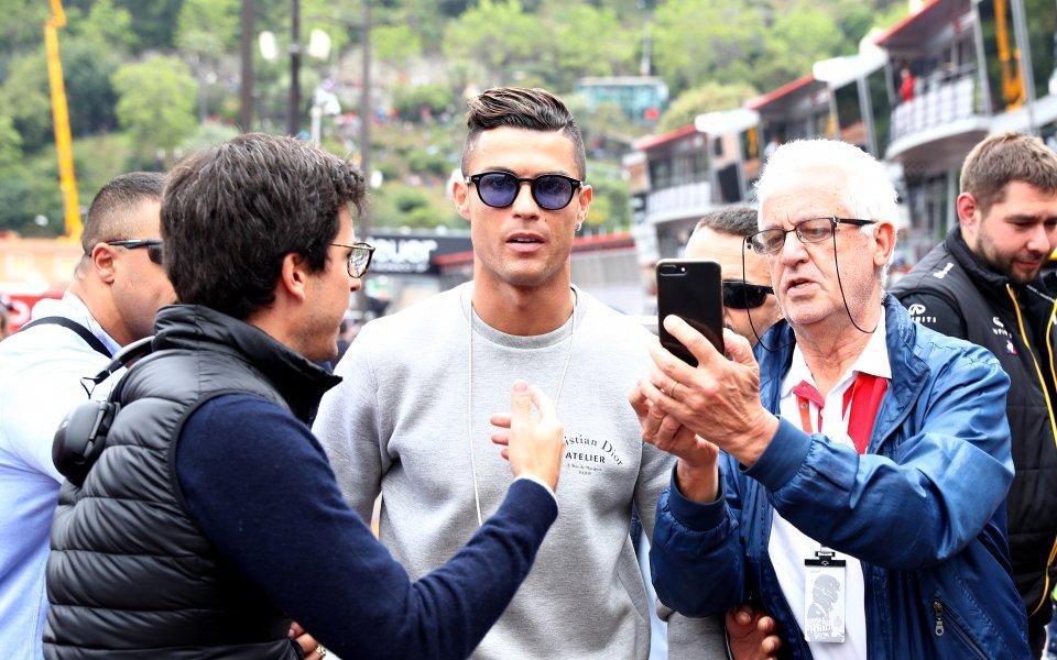 Роналдо в групата на Португалия за финалите в Лигата на нациите