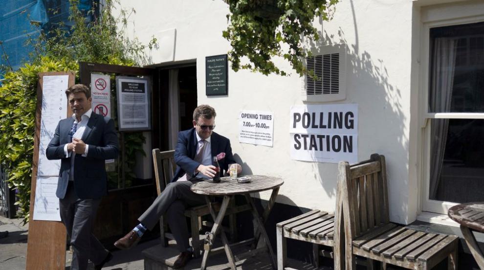Граждани на ЕС се оплакват, че не могат да гласуват във Великобритания