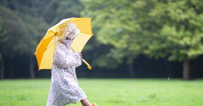 Жълт код е обявен за интензивни валежи с гръмотевици в