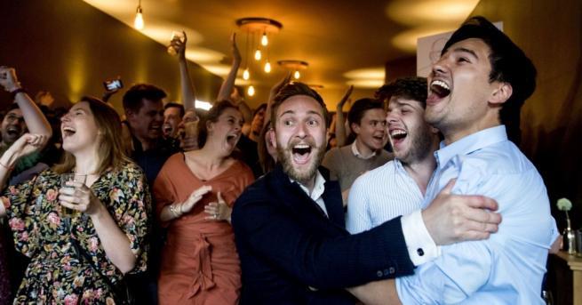 Холандската Партия на труда печели най-много гласове на изборите за