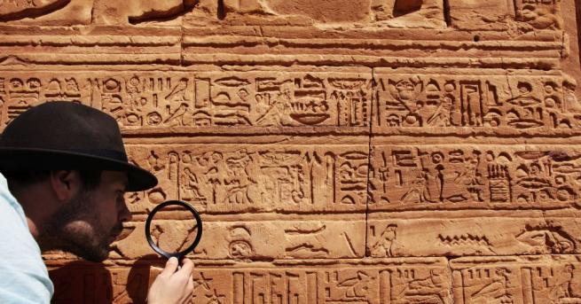 Археолозите са открили 3500-годишни хетски йероглифи вътре в плевня, разположена
