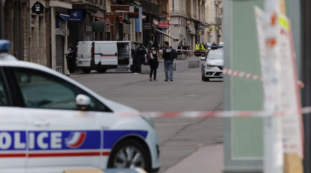Арестуваха заподозрян за експлозията в Лион