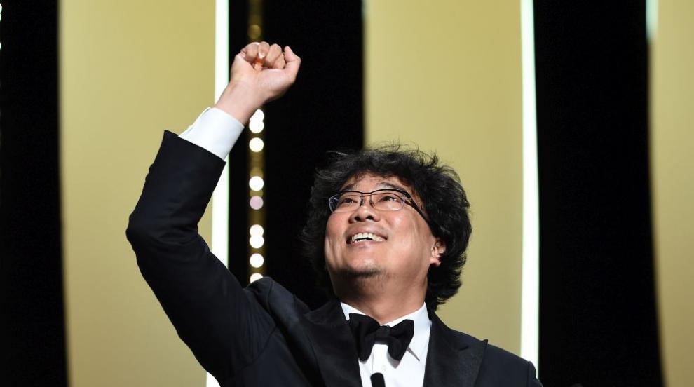 Южнокорейски режисьор спечели Златната палма в Кан