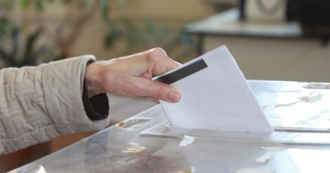 Около половината избиратели твърдят, че са гласували преференциално, показват електорални