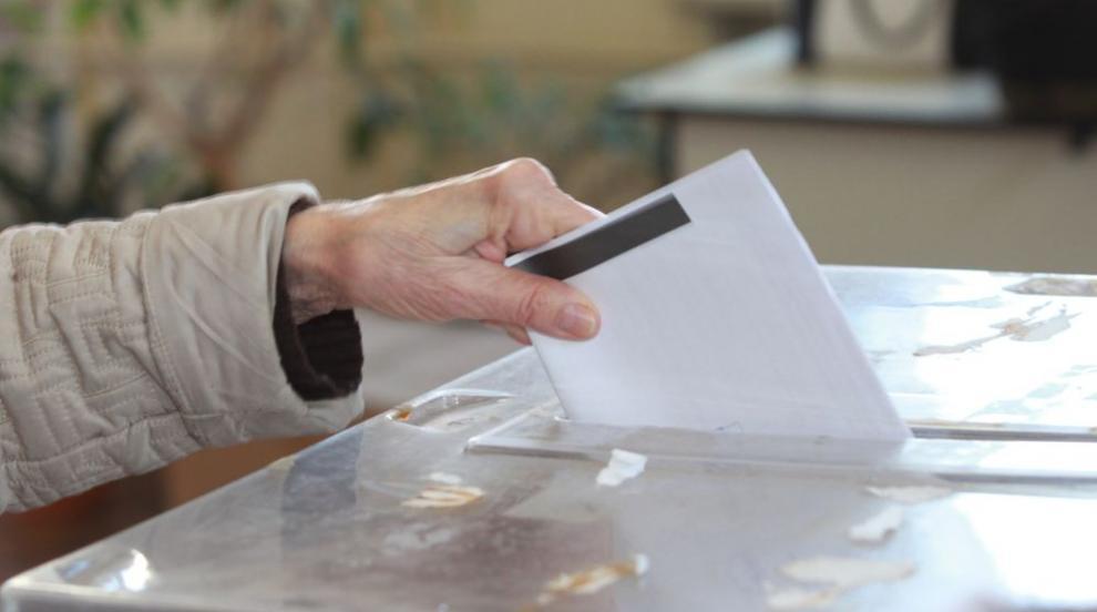 34% е избирателната активност в Украйна (СНИМКИ)
