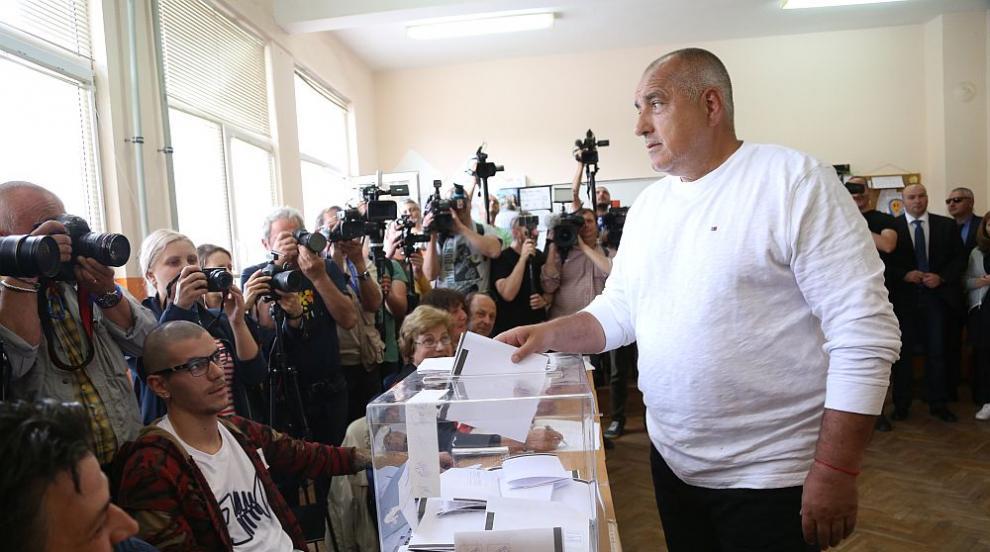 Борисов: Лицемерие е да не се публикуват данни от екзитполовете в изборния...