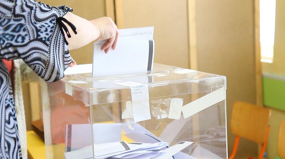 Първи сигнали в Общинската избирателна комисия в Преслав