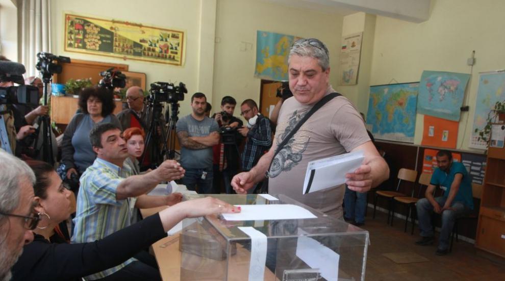 Каква е избирателната активност в страната до 17.30 часа?
