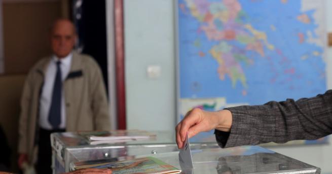 България Изпратиха допълнителни бюлетини в Гърция заради високата избирателна активност