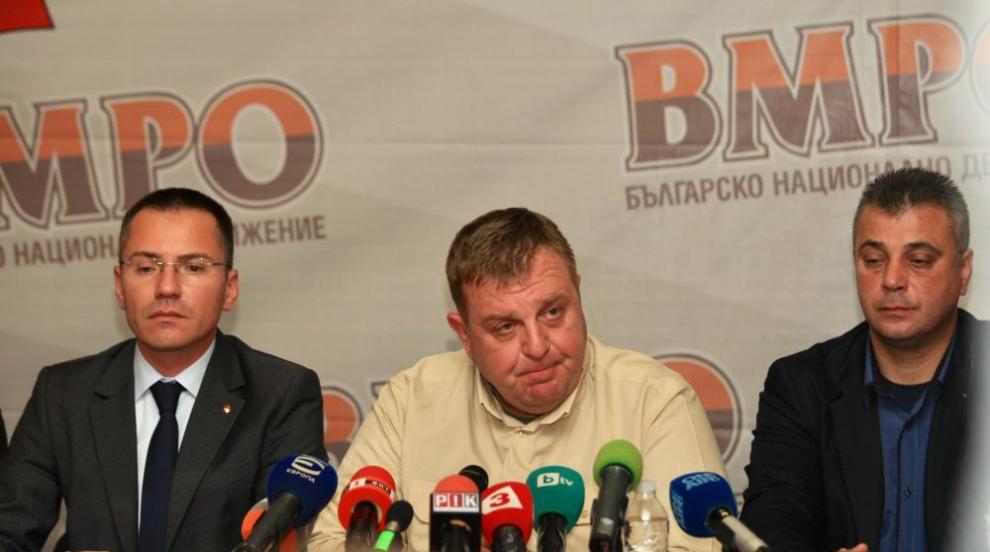 Каракачанов: Благодаря на всички, които не се поддадоха на провокацията и...