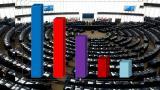 <p>ГЕРБ печели евроизборите, БСП - втора</p>
