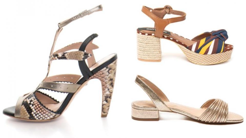 Летни обувки според зодията: I част (купи ги още днес с намаление)