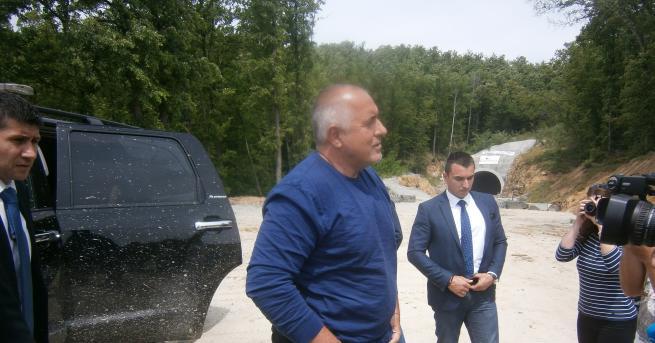 Борисов за изборите