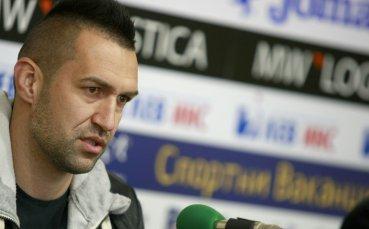 Камбуров: Берое има добър отбор и трябва да е в Топ 3