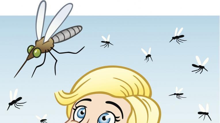 7 факта за комарите, които вероятно не знаете