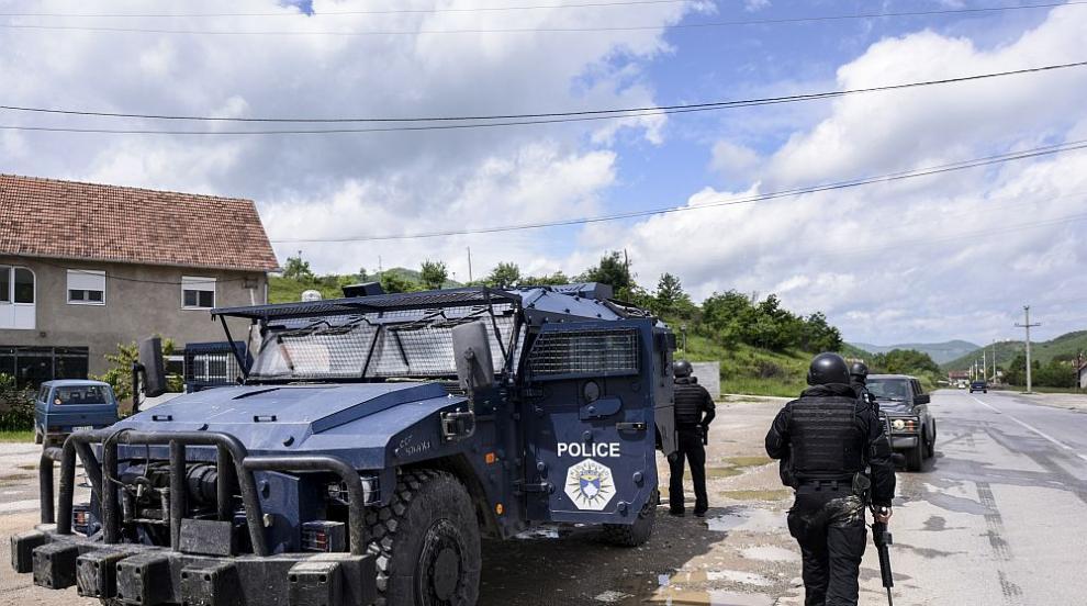 При операцията в Северно Косово са били арестувани над 20 души