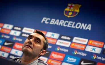 Готви ли се треньорска смяна в Барселона?