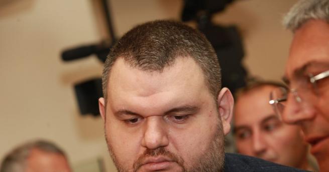 Депутатът Делян Пеевски към момента e най-големият дарител в България