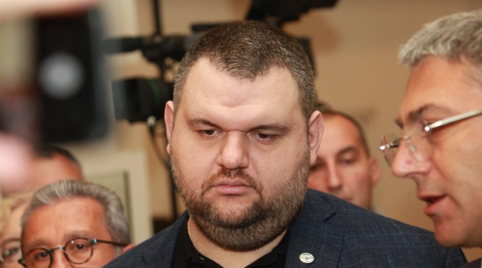 Пеевски: Субсидията е 1 лев, разговорите с управляващата партия приключиха