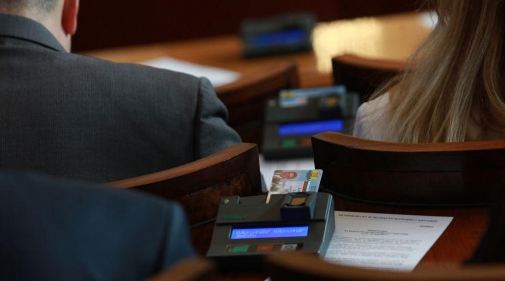"""""""Тренд"""": ГЕРБ увеличава преднината си пред БСП"""