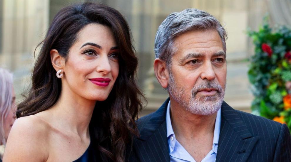 Семейство Клуни предлага на търг вечеря във вилата им на езерото Комо