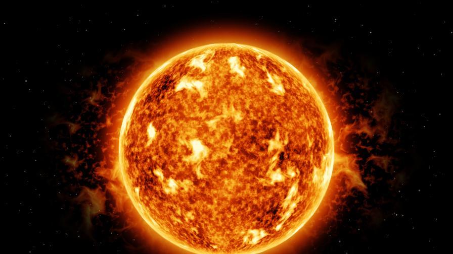 "<p>Астрономи регистрираха <span style=""color:#ffbc00;""><strong>мощно изригване на звезда</strong></span></p>"