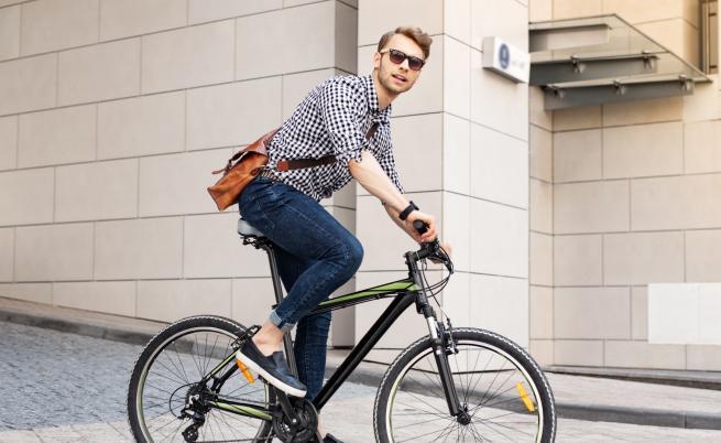 Учени: за мъжете е по-добре да тичат, а не да карат колело