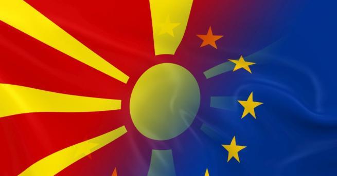 Снимка: 3 страни блокираха старта на преговори с Тирана и Скопие за членство в ЕС