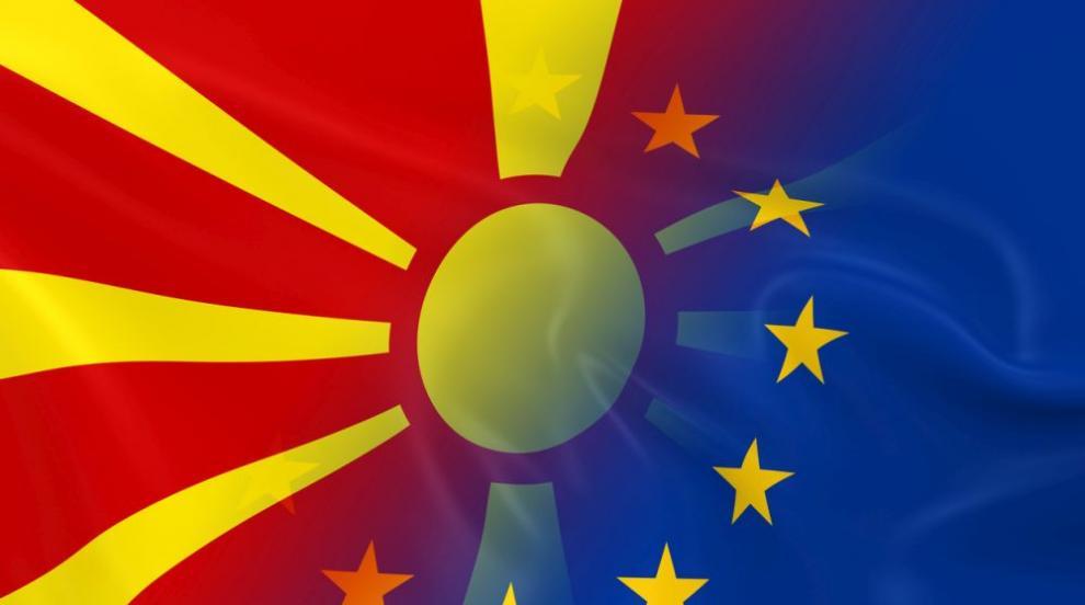 3 страни блокираха старта на преговори с Тирана и Скопие за членство в ЕС...