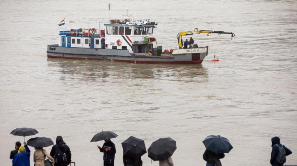 Наложиха арест за капитана на потъналото в Дунав туристическо корабче