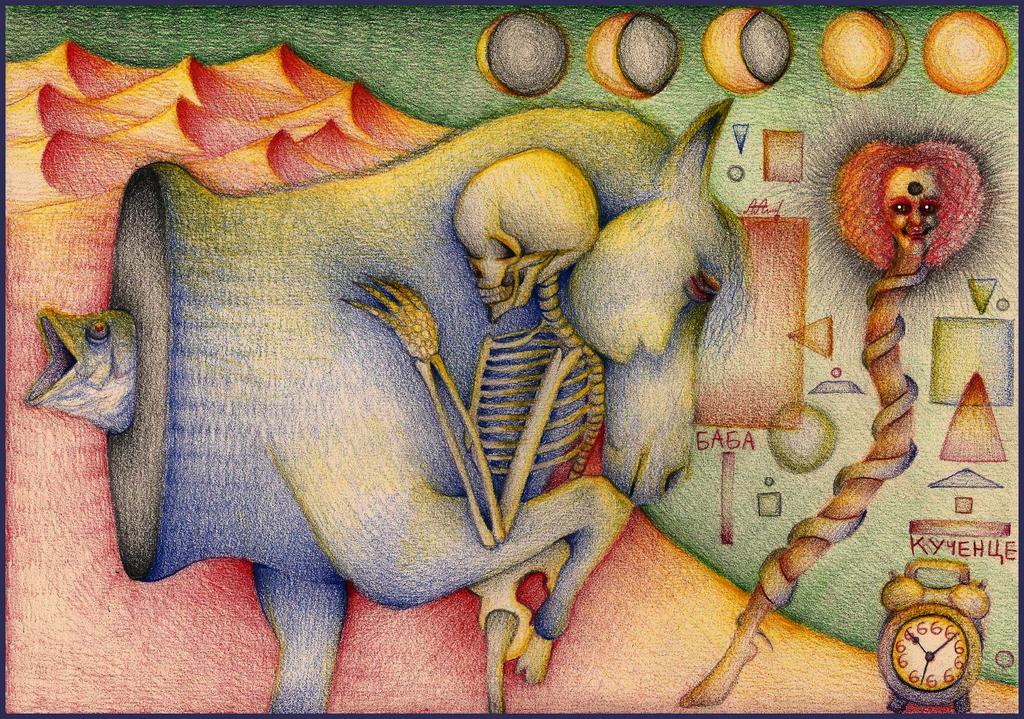 Шеста самостоятелна изложба на Антон-Константин Анастасов