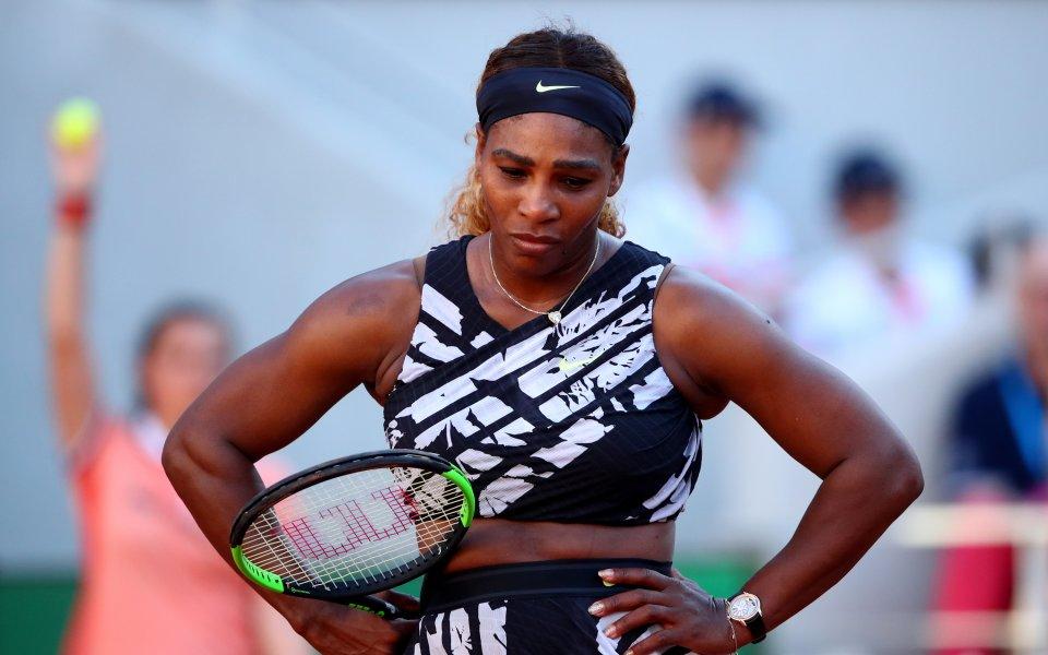 Нова бомба на Ролан Гарос: Серина Уилямс изхвърча от турнира