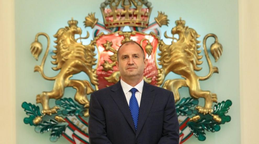 Румен Радев: Много е важно властта да има единна опозиция