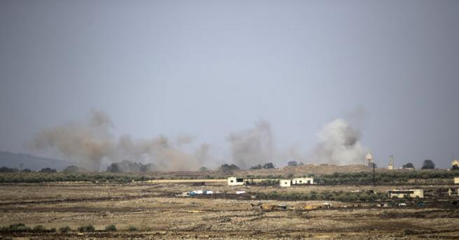 Снимка: Сирените за тревога се задействаха в Южен Израел