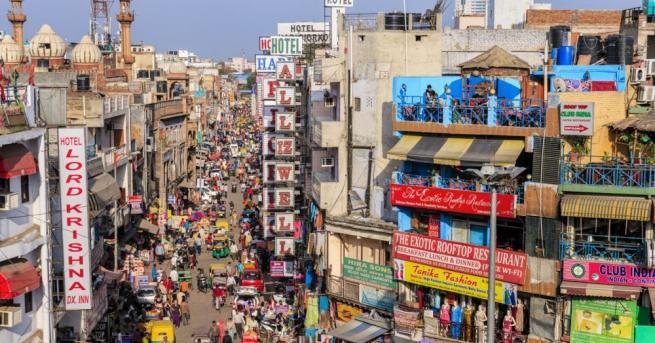 Снимка: Заради сексуалното насилие: Транспортът в Делхи безплатен за жените