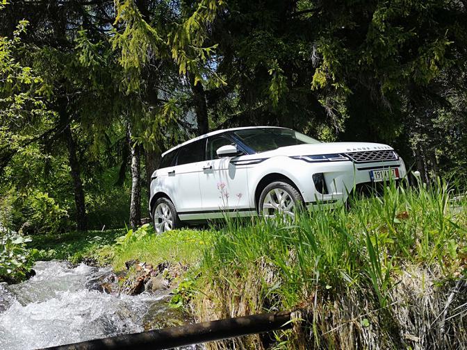 Range Rover Evoque 2019 галерия
