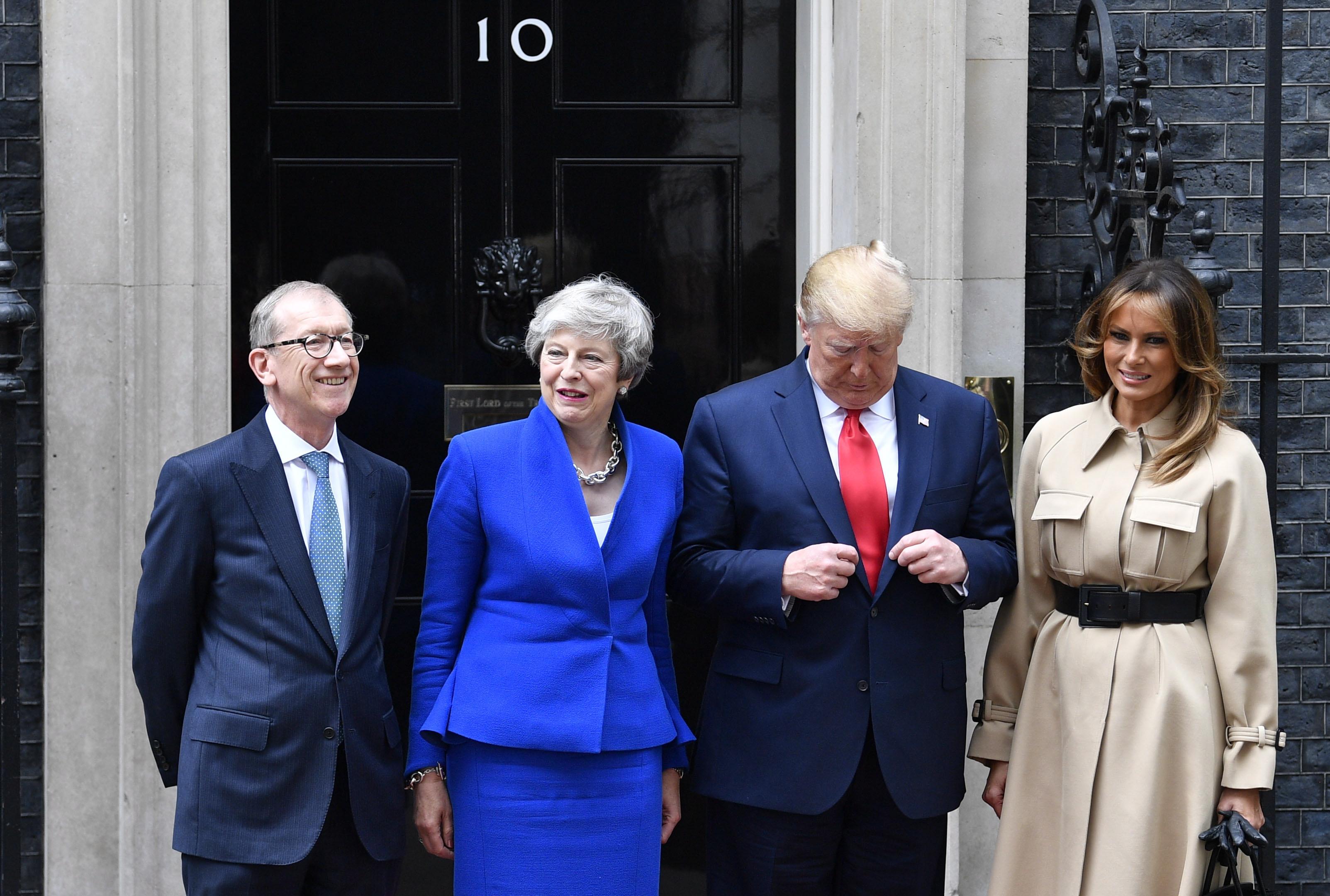 """Доналд Тръмп изрази подкрепа за Брекзит и каза, че след това САЩ и Великобритания могат да сключат """"феноменална търговска сделка"""""""