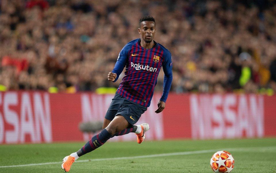 Десният краен защитник на Барселона Нелсон Семедо е изразил желание