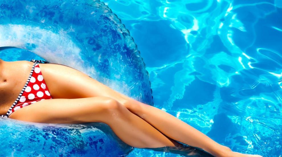 Внимавайте с водата в басейните: Дори глътка може да предизвика диария
