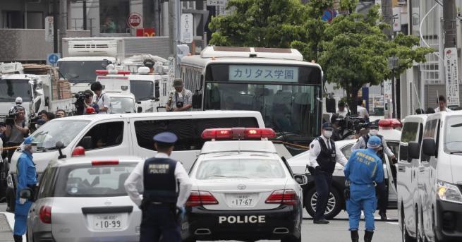 Японската полиция конфискува най-голямата в историята на страната партида от
