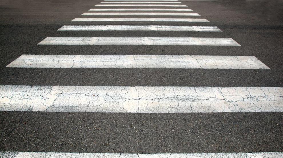 Шофьор на 81 години блъсна жена на пешеходна пътека в Добрич