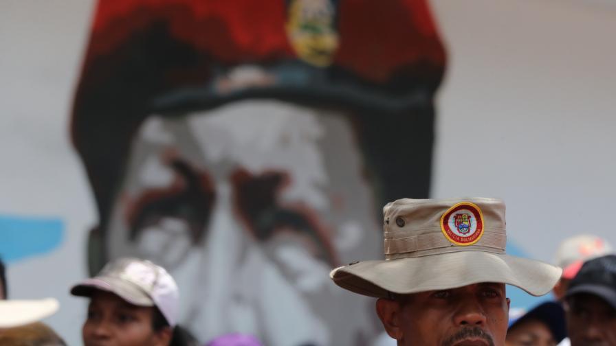 <p>Потресаващи кадри от Венецуела, ужас, глад и нищета</p>