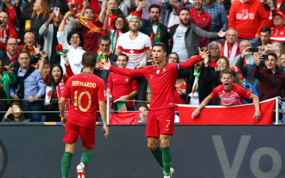Петкович: Роналдо реши мача