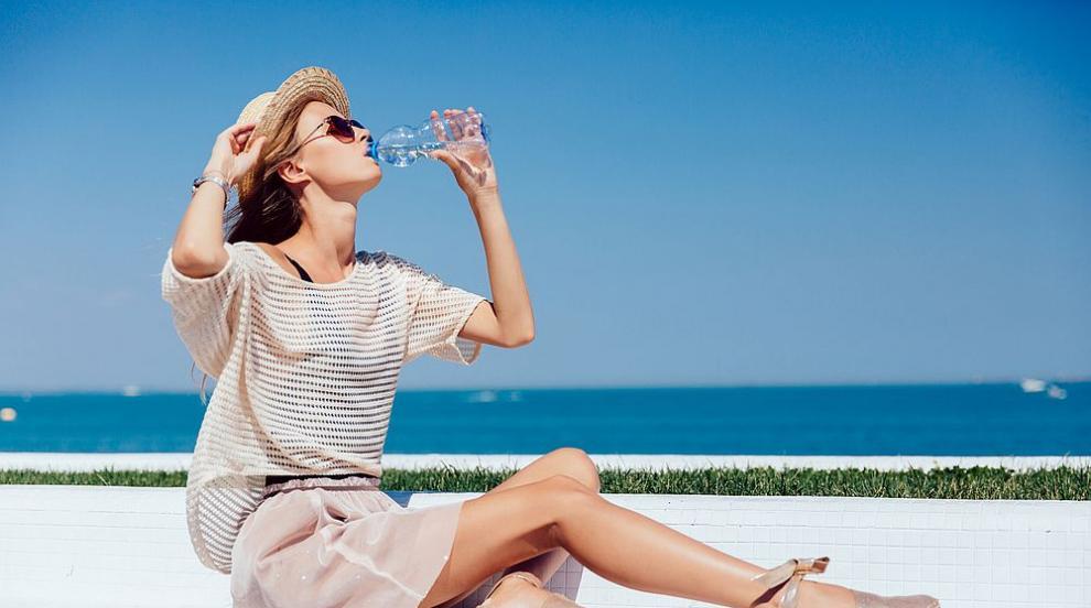 Какво да пием през лятото, за да се чувстваме добре и тонизирани?