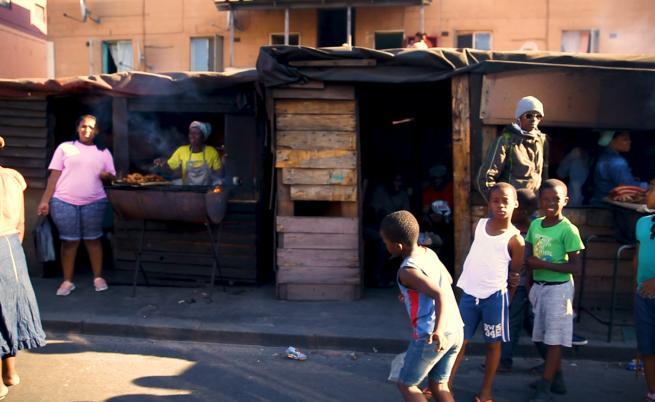 Туризъм в бедняшките квартали