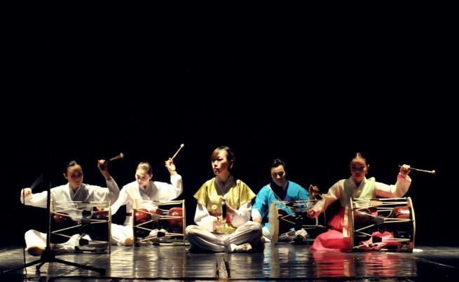 Традиционна корейска музика