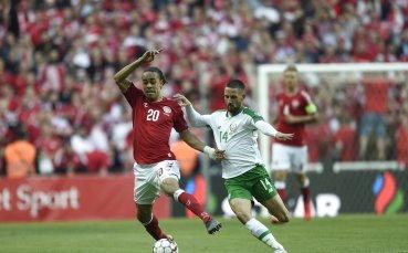 НА ЖИВО: Ирландия срещу Дания в мача на вечерта, всички резултати от евроквалификациите