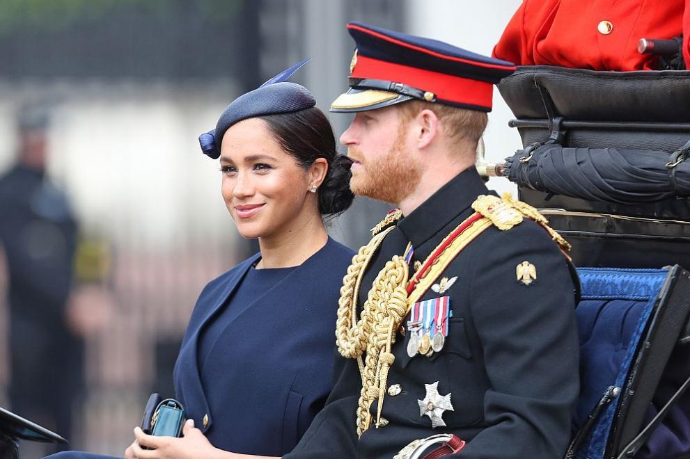 Херцогиня Меган на първа официална изява след раждането
