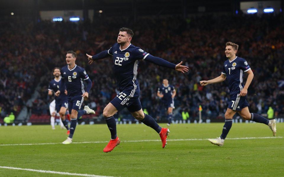 Шотландия остана без двама ключови играчи за големия бараж за Евро 2020